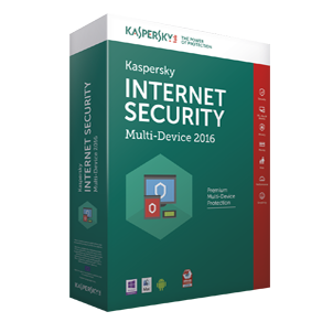 Kaspersky Internet Security 2017 - 5 Devices