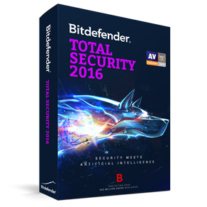 Bitdefender Total Security 2020 5 thiết bị
