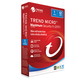 Trend Micro Maximum Security 2017
