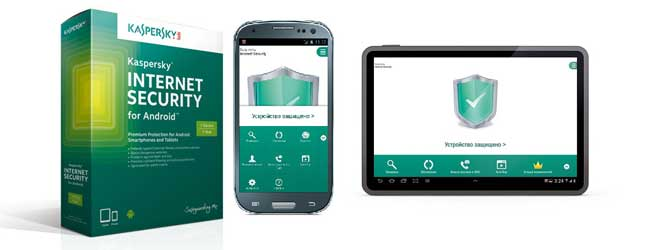 Kaspersky Internet Mobile For Android 2015