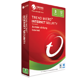 Trend Micro Internet Security 2018 3PC