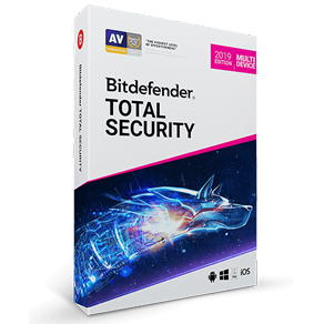 Bitdefender Total Security 2019 3PC