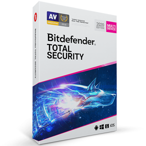 Bitdefender Total Security 2020 3PC